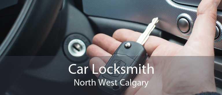 Car Locksmith North West Calgary